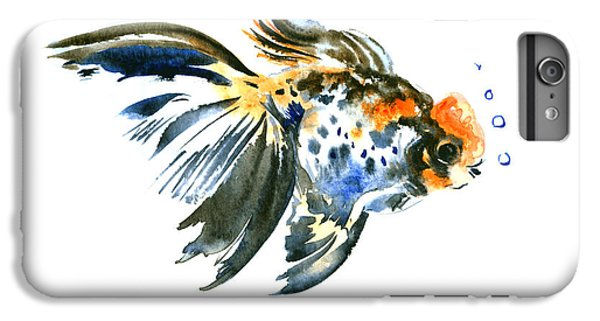 Goldfish IPhone 6s Plus Case by Suren Nersisyan