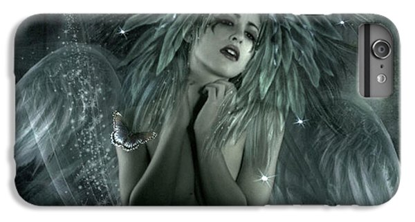 Fairy Dust iPhone 6s Plus Case - Glistening Fairy by G Berry