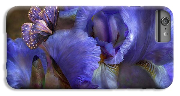 Goddess Of Mystery IPhone 6s Plus Case by Carol Cavalaris