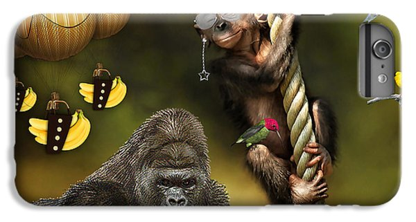Going Bananas IPhone 6s Plus Case by Marvin Blaine
