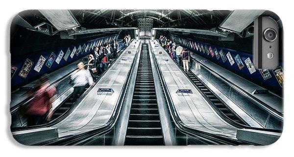 Going Underground IPhone 6s Plus Case