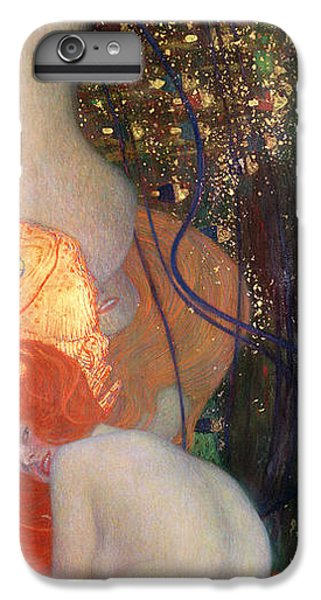 Goldfish IPhone 6s Plus Case by Gustav Klimt