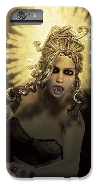 Gorgon Medusa IPhone 6s Plus Case by Joaquin Abella