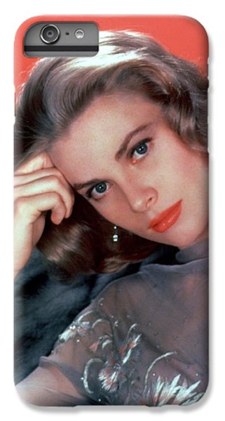 Grace Kelly IPhone 6s Plus Case by American School