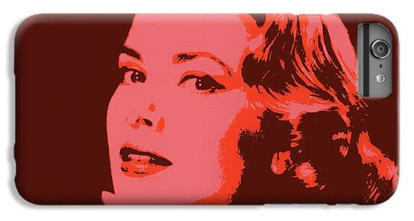 Grace Kelly Pop Art IPhone 6s Plus Case by Dan Sproul
