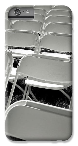 Graduation Day- Black And White Photography By Linda Woods IPhone 6s Plus Case