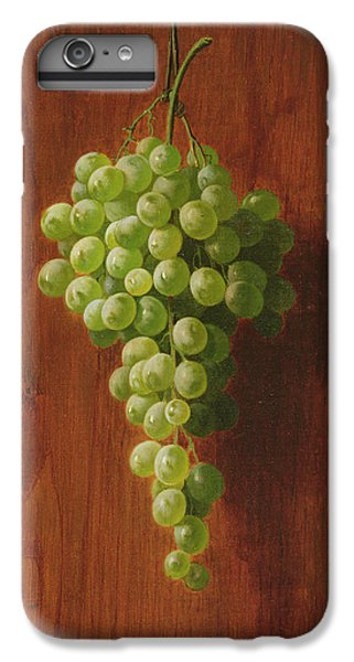 Bar iPhone 6s Plus Case - Grapes   Green by Andrew John Henry Way