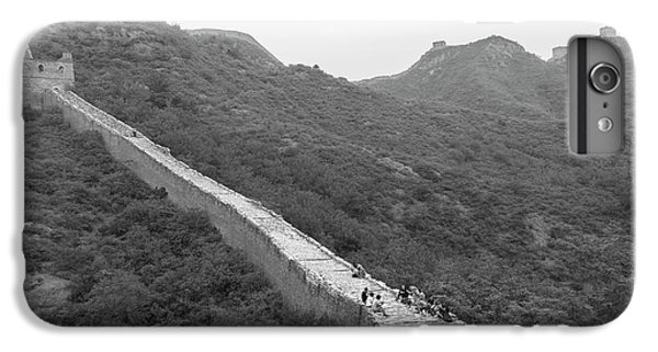 IPhone 6s Plus Case featuring the photograph Great Wall 4, Jinshanling, 2016 by Hitendra SINKAR