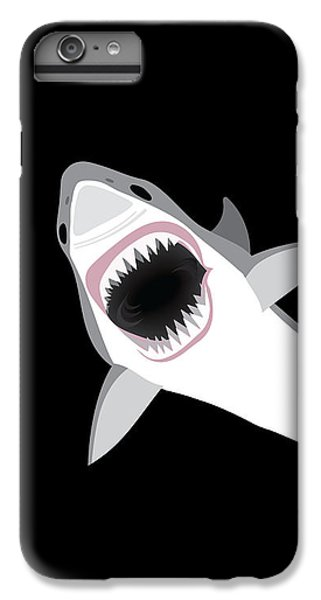 Great White Shark IPhone 6s Plus Case