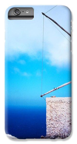 Greek Windmill IPhone 6s Plus Case