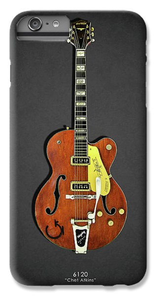 Guitar iPhone 6s Plus Case - Gretsch 6120 1956 by Mark Rogan