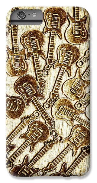 Pendant iPhone 6s Plus Case - Guitar Echo Chamber by Jorgo Photography - Wall Art Gallery