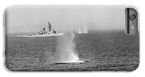 Clemson iPhone 6s Plus Case - Gulf Of Tonkin Warfare by Underwood Archives