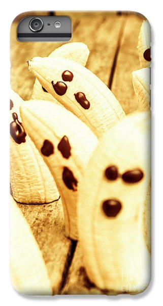 Halloween Banana Ghosts IPhone 6s Plus Case