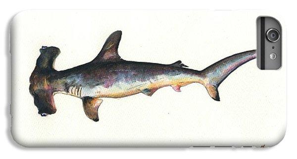 Hammerhead Shark IPhone 6s Plus Case