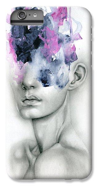 Portraits iPhone 6s Plus Case - Harbinger by Patricia Ariel