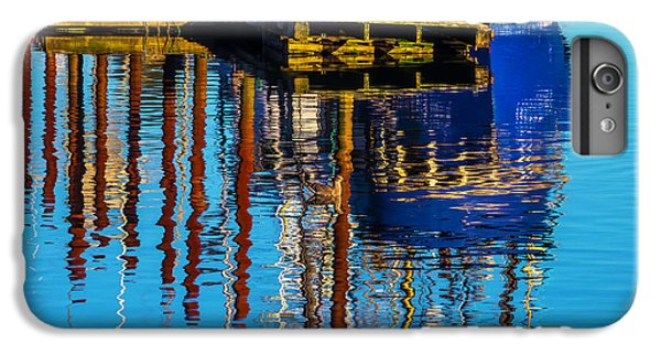 Harbor Reflections IPhone 6s Plus Case by Garry Gay