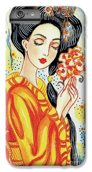 Harmony Flower IPhone 6s Plus Case