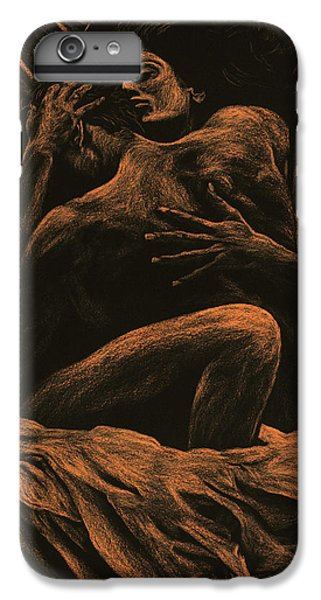 Nudes iPhone 6s Plus Case - Harmony by Richard Young