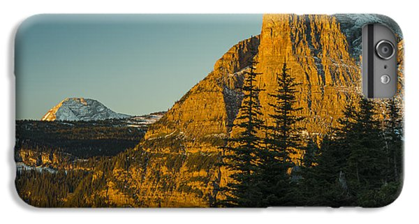 Heavy Runner Mountain IPhone 6s Plus Case by Gary Lengyel