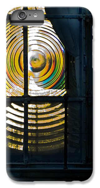 IPhone 6s Plus Case featuring the photograph Heceta Head Lighthouse Lens  by Yulia Kazansky