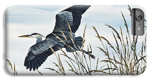 Herons Flight IPhone 6s Plus Case by James Williamson