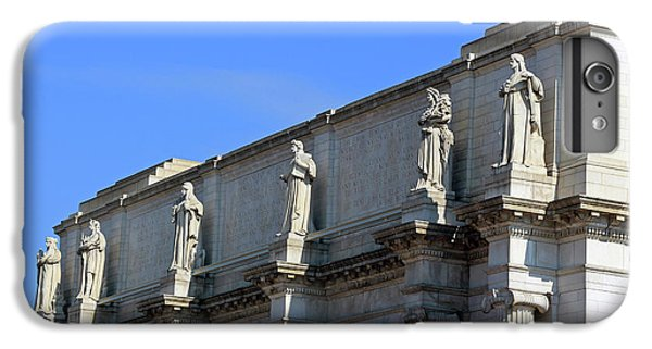 Hey Is That Joe Biden One Statue Said To Another At Union Station IPhone 6s Plus Case