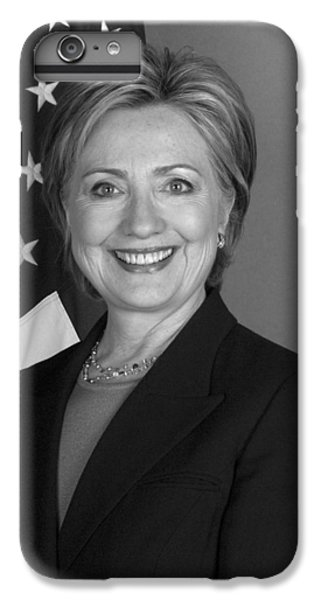 Hillary Clinton IPhone 6s Plus Case
