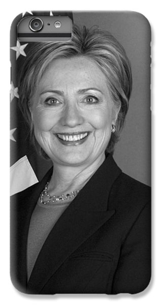 Hillary Clinton IPhone 6s Plus Case by War Is Hell Store