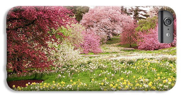 IPhone 6s Plus Case featuring the photograph Hillside Bloom by Jessica Jenney