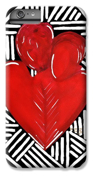 Hold Me IPhone 6s Plus Case by Diamin Nicole