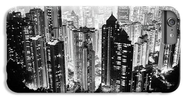 Hong Kong Nightscape IPhone 6s Plus Case by Joseph Westrupp