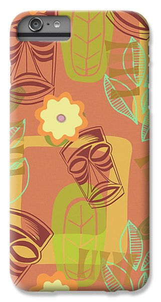 Hour At The Tiki Room IPhone 6s Plus Case