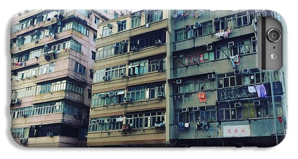 Houses Of Kowloon IPhone 6s Plus Case