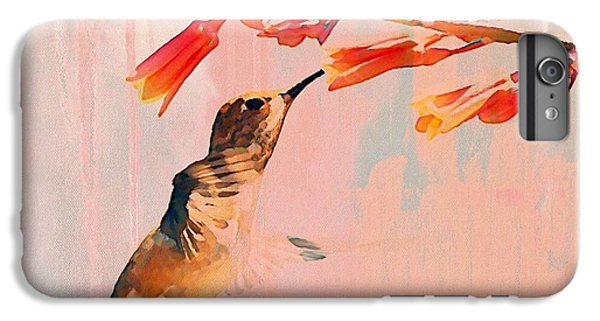 Hummer Art IPhone 6s Plus Case by Fraida Gutovich