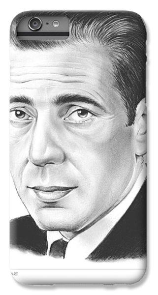 Falcon iPhone 6s Plus Case - Humphrey Bogart by Greg Joens
