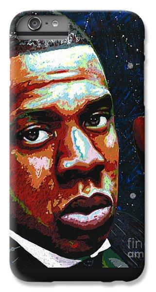 I Am Jay Z IPhone 6s Plus Case by Maria Arango