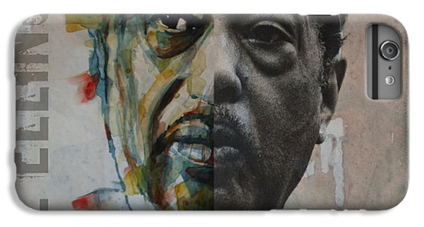 Duke iPhone 6s Plus Case - I Got It Bad And That Ain't Good by Paul Lovering