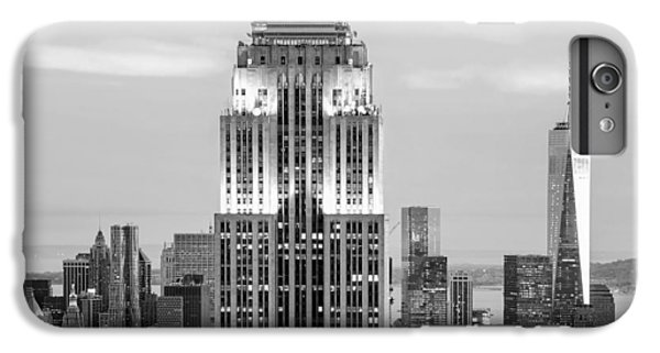Iconic Skyscrapers IPhone 6s Plus Case by Az Jackson
