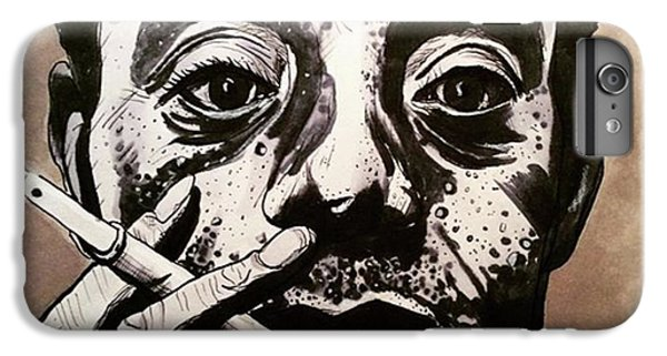 iPhone 6s Plus Case - James Baldwin by Russell Boyle
