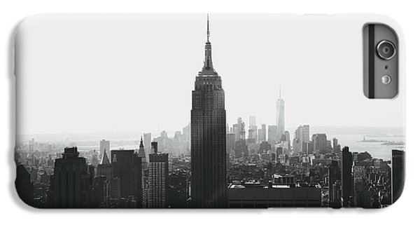 I'll Take Manhattan  IPhone 6s Plus Case by J Montrice