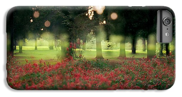 IPhone 6s Plus Case featuring the photograph Impression At The Yarkon Park by Dubi Roman