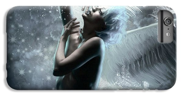 Fairy Dust iPhone 6s Plus Case - In A World Of Make Believe by G Berry