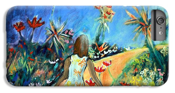 In The Garden Of Joy IPhone 6s Plus Case by Winsome Gunning