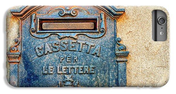 Italian Mailbox IPhone 6s Plus Case
