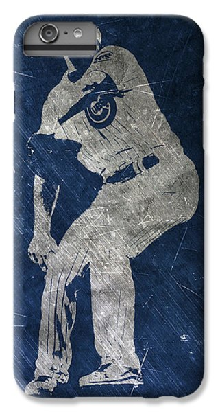 Jake Arrieta Chicago Cubs Art IPhone 6s Plus Case by Joe Hamilton