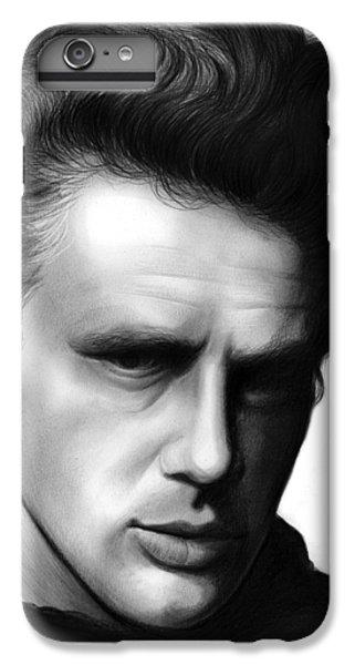 James Dean IPhone 6s Plus Case by Greg Joens