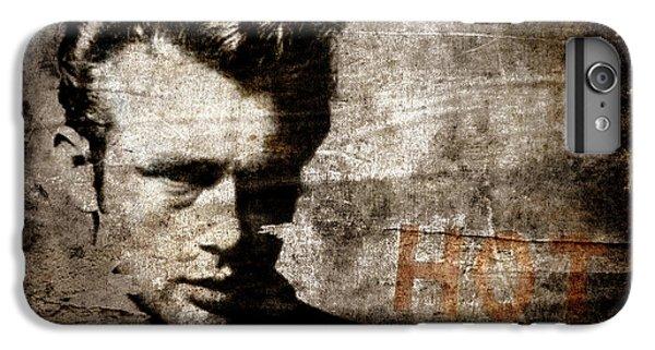 James Dean Hot IPhone 6s Plus Case by Carol Leigh