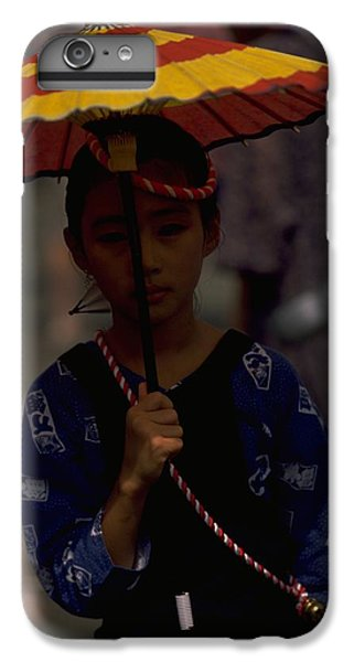 Japanese Girl IPhone 6s Plus Case
