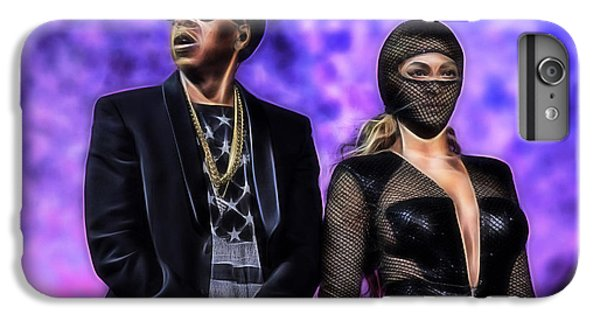 Jay Z And Beyonce Collection IPhone 6s Plus Case